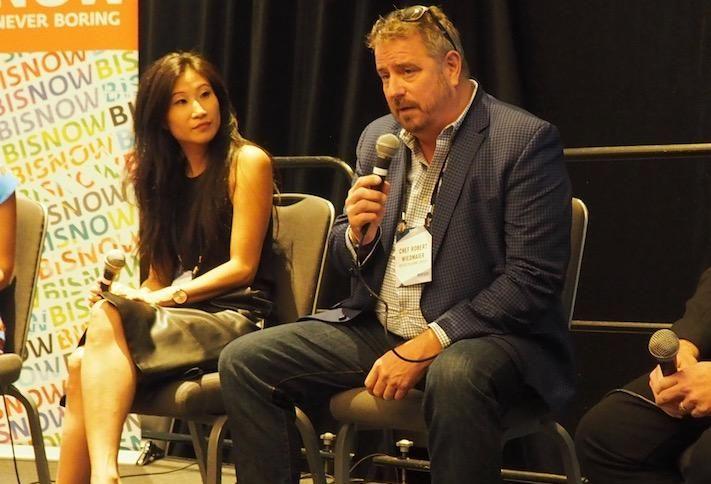 Dream Hotel Group's Judy Chen, Chef Robert Wiedmaier