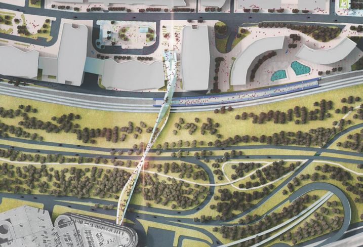 Crystal City Pedestrian Link Could Mean A 5-Minute Walk To DCA