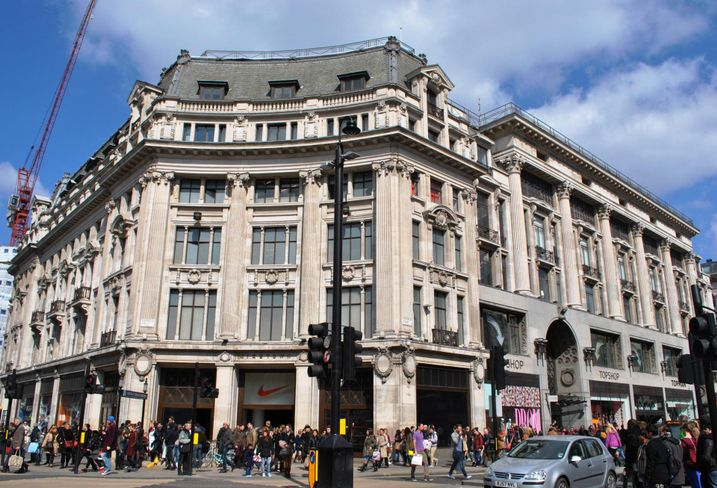 £300M Topshop Refinancing Will Test Appetite For UK's Most Famous High Street
