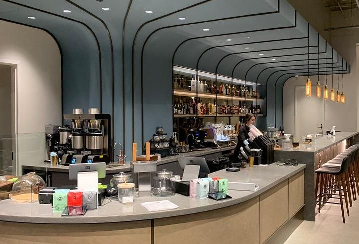 Five corners cafe