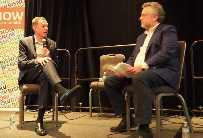 Hilton's Kevin Jacobs and LW Hospitality Advisors' Dan Lesser
