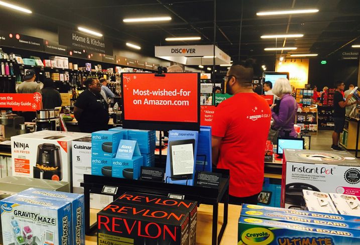 Amazon's 6th 4-Star: King Of Online Retail Tackles Brick-And-Mortar With Product Curation