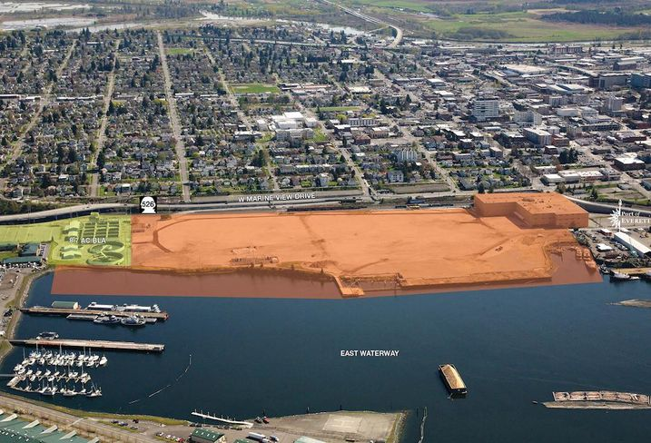 Port Of Everett Continues Its Development With $33M Mill Property Purchase