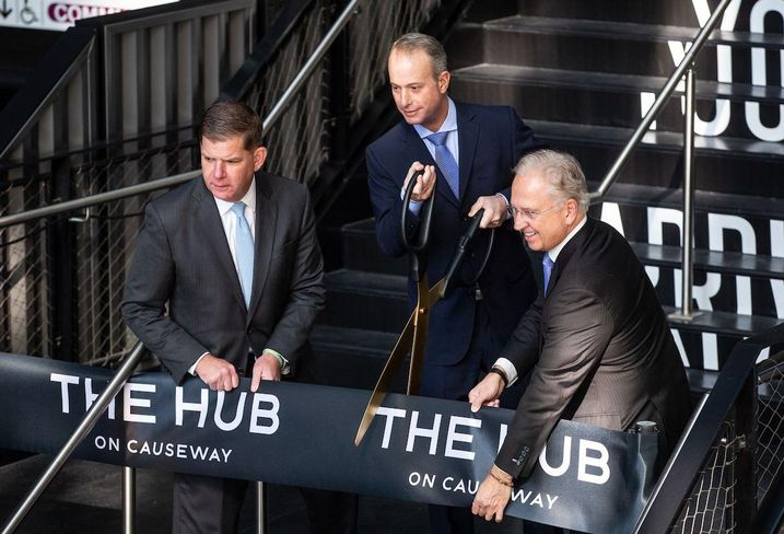 Hub on Causeway's First 2 Phases Open For Business