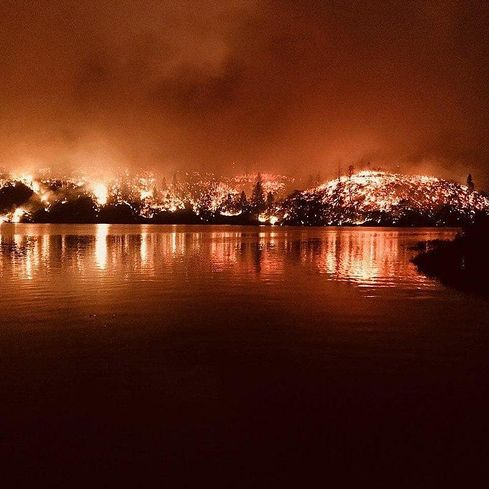 After California's Fires, Paradise Offers Lessons In Rebuilding And Resilience
