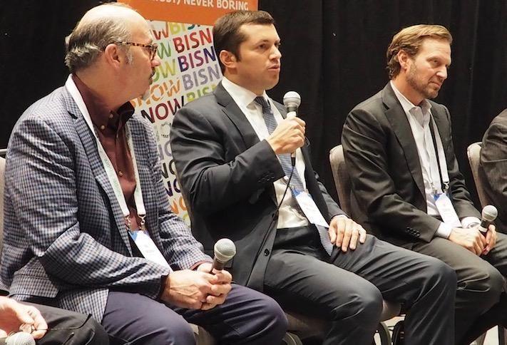 Pender's Zach Murphy, Morgan Properties' Jonathan Morgan and Continental Realty Corp.'s JM Schapiro