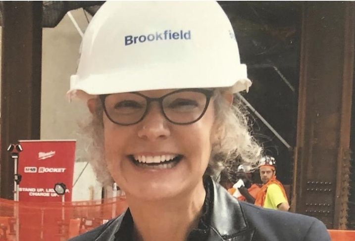 Beyond The Bio: 16 Questions With Brookfield Head Of Design And Construction Sabrina Kanner