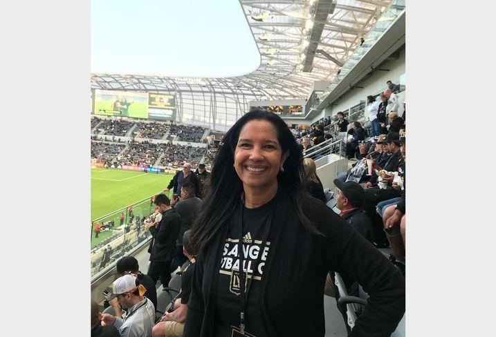Gensler Managing Director Barbara Bouza