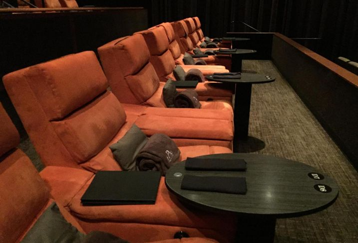 Movie Theaters Going Glam To Up Ante In Streaming Wars
