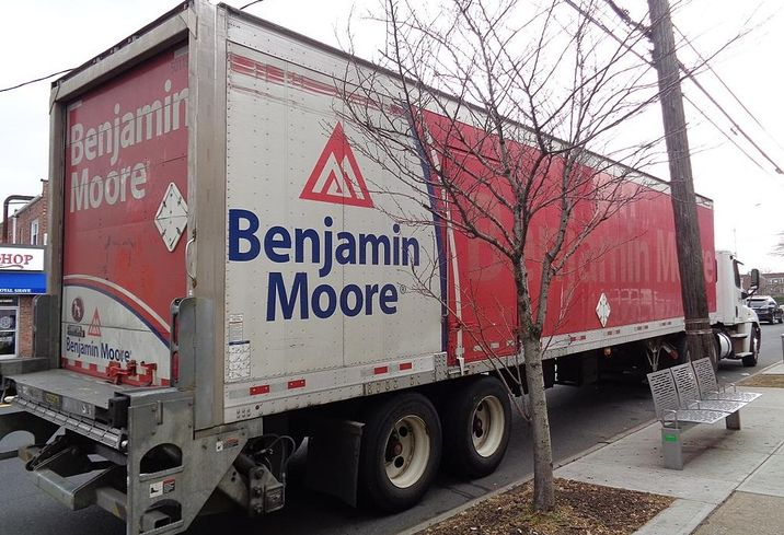 Paintmaker Benjamin Moore Opens 238K SF Distribution Center In Bustling 121 Corridor