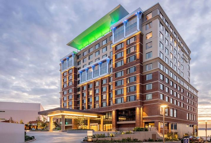 SECO Refinances Hyatt Regency In Renton For $130M