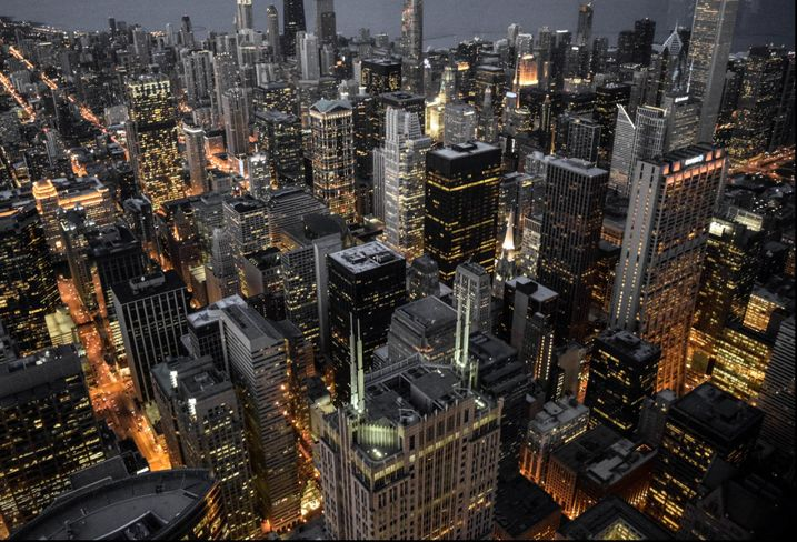Chicago's West Loop Thrives, With A Little Help From High-Speed Internet
