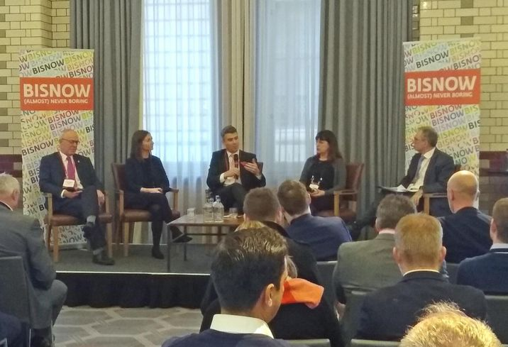 Manchester panel 6 nov 2019