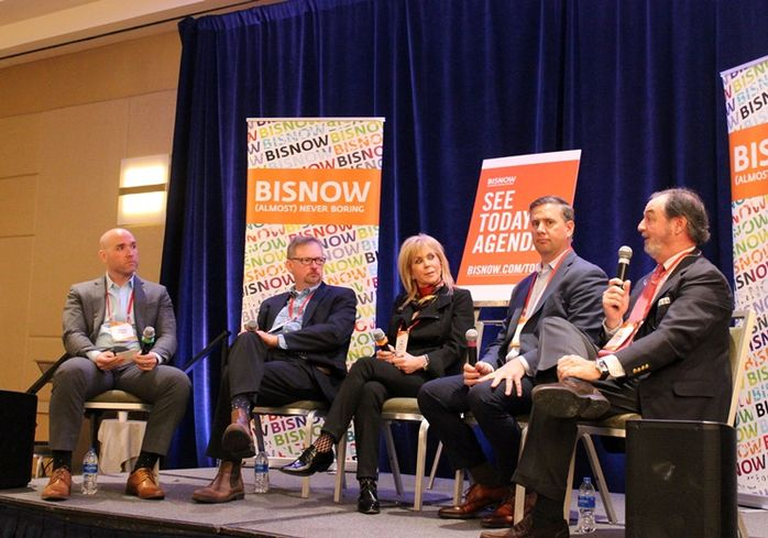 Lisa Ward Managing Director CORE5 Industrial Partners    Corey Richardson Corey Richardson Regional Director First Industrial Realty Trust    Nick Faber Nick Faber Market Officer IDI Logistics    Scott Davis Scott Davis Partner INCO Industrial Construction    Stephen Bridges Moderator Stephen Bridges Managing Director JLL
