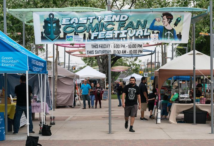 East End Comic Fan Festival