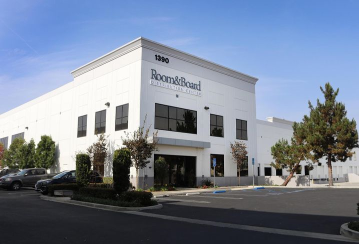 Room & Board at Storm Business Park at 1390 West Storm Parkway in Torrance