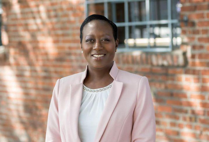 Skid Row Housing Trust Chief Community and Engagement Officer Monique Davis
