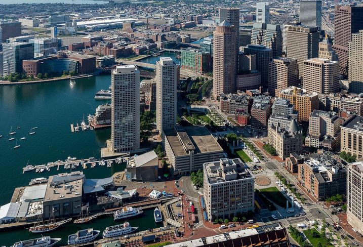 Chiofaro Finally Files Plans For $1B Harbor Garage Tower