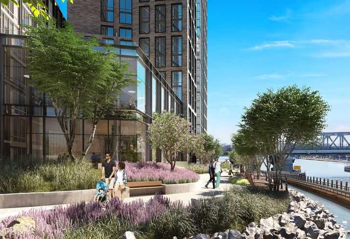 Brookfield Unveils Details For South Bronx Megadevelopment