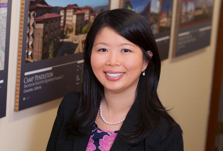 SVA Architects Principal Judy S.K. Cheng