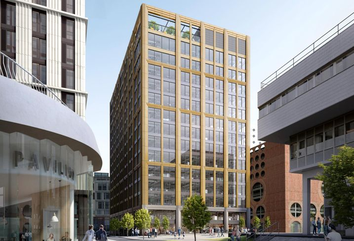 Bruntwood SciTech has submitted plans for the development of the 14 storey, 224,000 sq ft No.3 Circle Square providing another major boost to Manchester's Oxford Road Corridor innovation district.