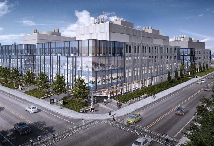 Vertex Planning Major Seaport Expansion At Innovation Square