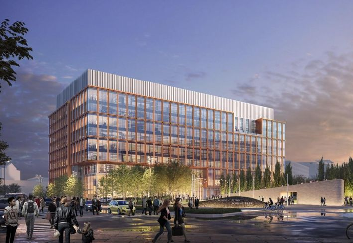 Millennium Partners Filing Shows New Look For Trimmed-Down Seaport Life Science Complex