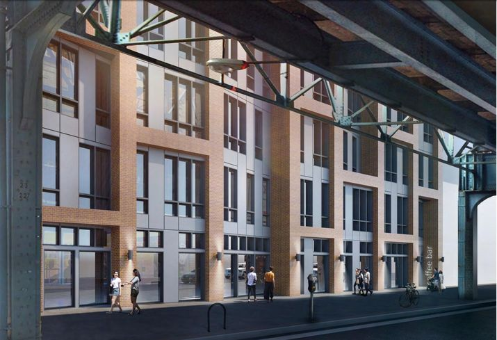 Handful Of North Broad Street Proposals Highlights December's Overstuffed CDR Docket