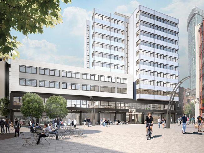 Birmingham Office Refurbs: Signs Of Life?