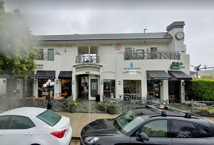 Brentwood Town Center in Brentwood
