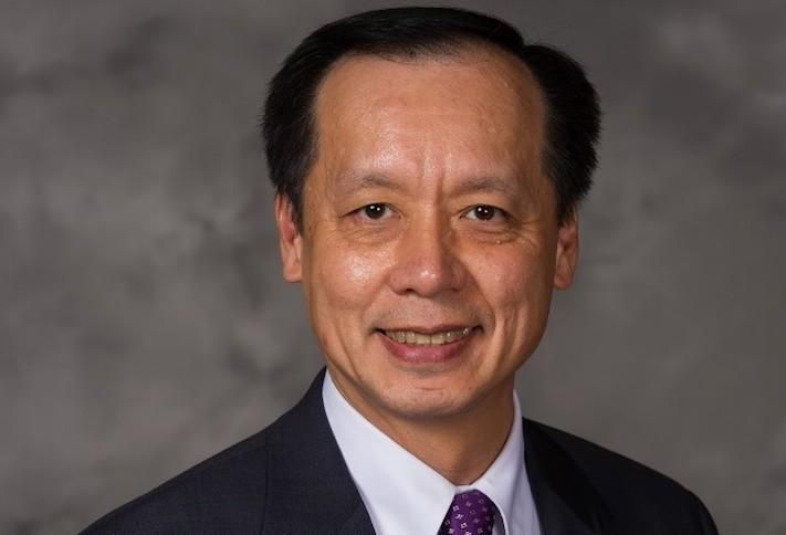 Montgomery County Economic Development Corp. CEO Benjamin Wu