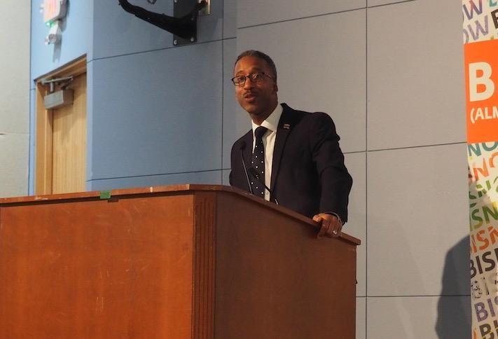 D.C. Councilmember Kenyan McDuffie