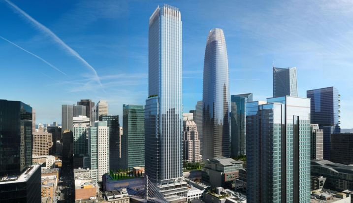 Salesforce's Pre-Leased Skyscraper Gets Key Vote