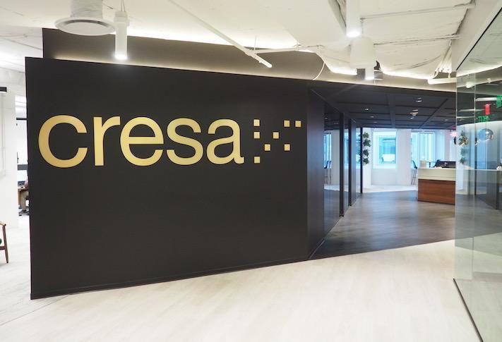 Cresa's headquarters at 1800 M St. NW