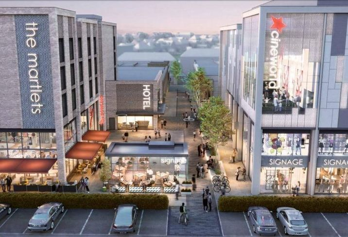 Housebuilders And REITs Look To Transform Struggling Retail Into Residential