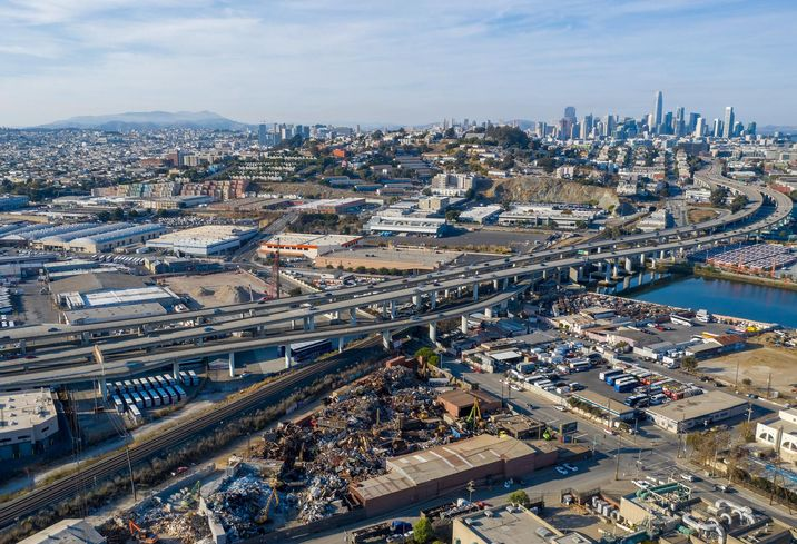 Parking Might Be NorCal Industrial CRE's Hottest Commodity
