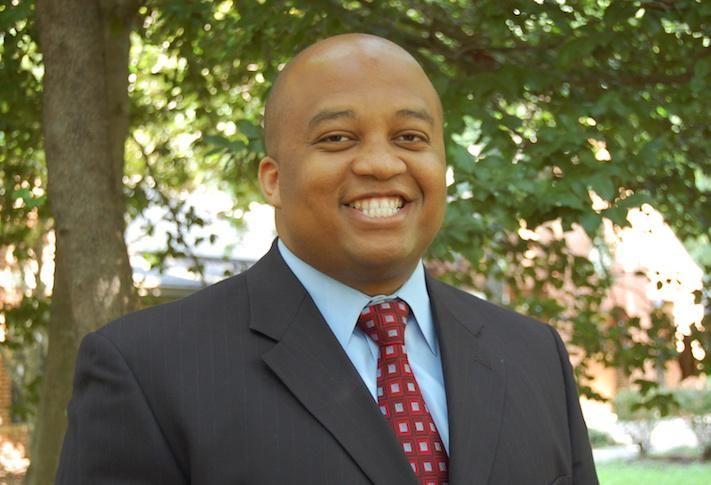 Arlington Economic Development Director Telly Tucker