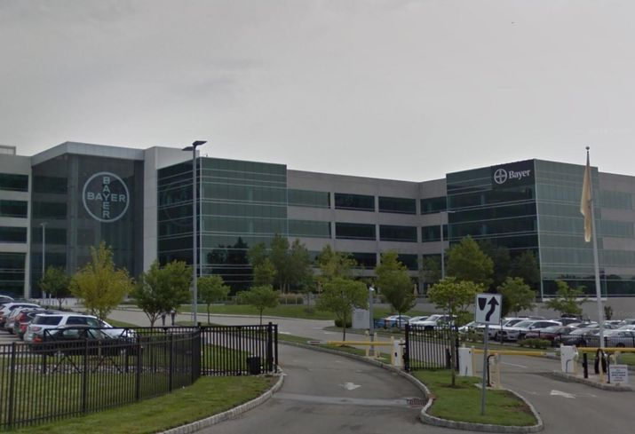 Bayer Looks To Sell 86-Acre Plot Adjacent To Morris County HQ