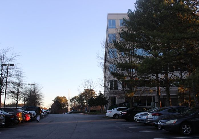 Siemens Caps A Flurry Of Office Activity In Peachtree Corners