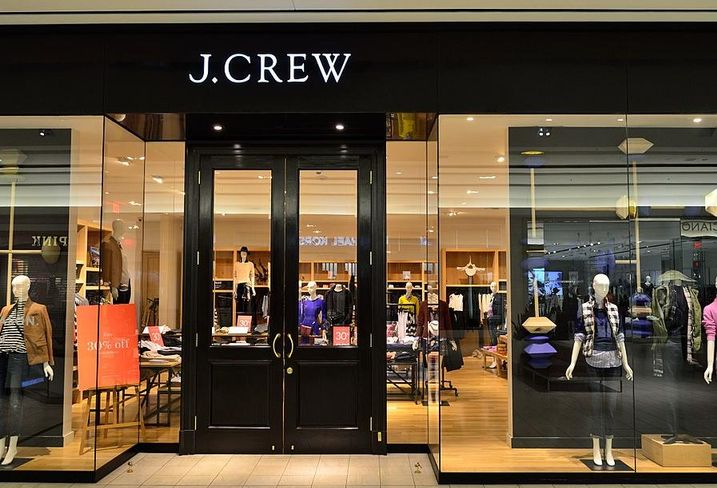 J. Crew, Gold's Gym Bankrupt, Other Retailers On The Cusp