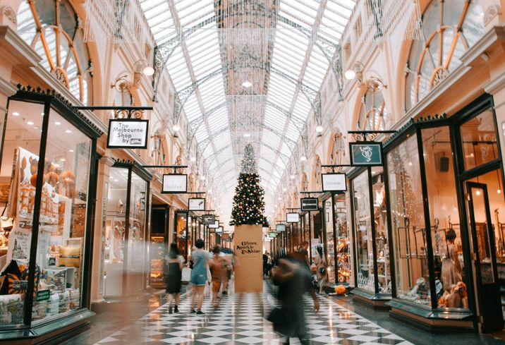 Buoyed By E-Commerce, Holiday Retail Sales Grow 3.4% Over 2018