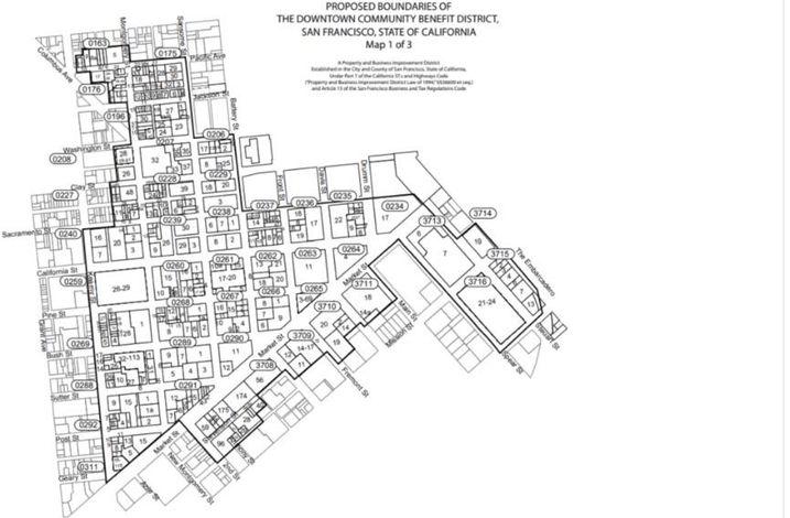 Downtown Community Benefit District