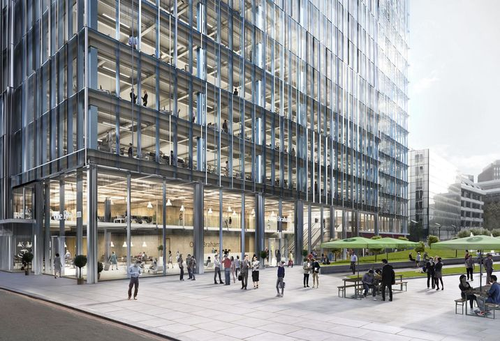 The 10 Biggest Offices Opening In London In 2020