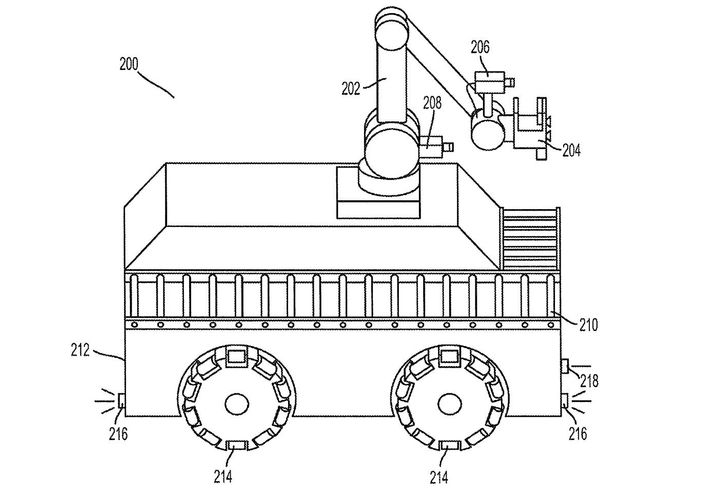 Google's Parent Company Designing Automated Warehouse Technology