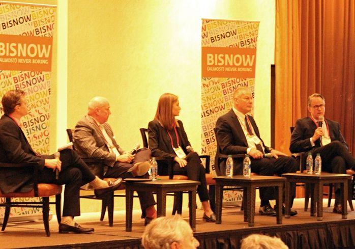 Will Lovell, Stewart Title Steve Baile Ashley Casaday, Rangewater David Marvin, Legacy Richard Denny, Oxford Properties