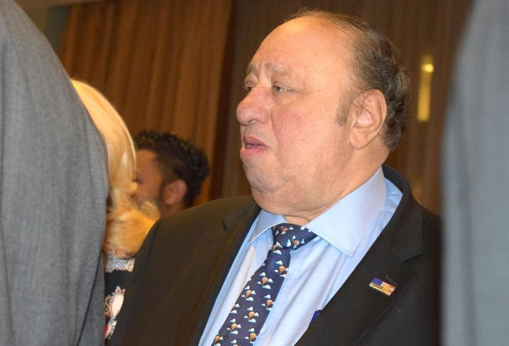 Red Apple Group CEO John Catsimatidis at REBNY's 124th banquet Jan. 16, 2020