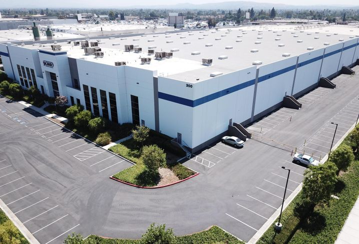 Industrial facility at 300 Baldwin Park in the City of Industry