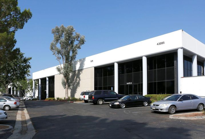 Rancho California Business Park at 43085 Business Park Drive in Temecula
