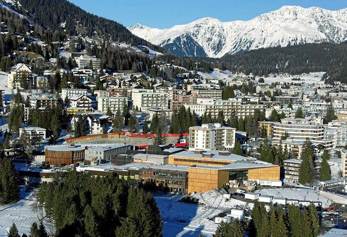 Davos Switzerland Wikimedia