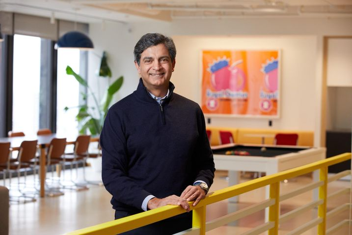 Sandeep Mathrani On Why He Decided To Save WeWork And How He Plans To Pull It Off